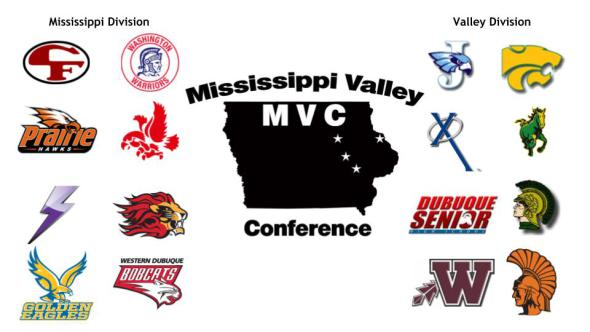 Welcome to the Mississippi Valley Conference